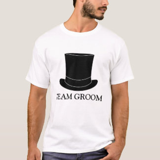 Team groom t shirt for groomsmen