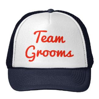 Team Grooms Hat