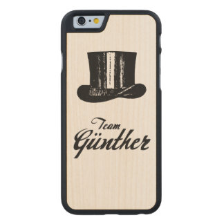 Team Günther iPhone Case
