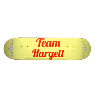 Team Hargett Skate Boards