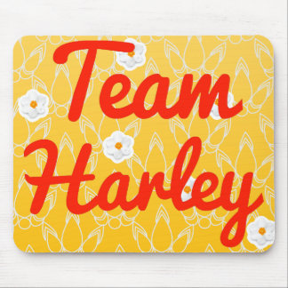 Team Harley Mouse Pads