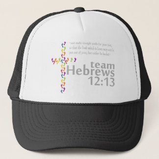 Team Hebrews 12:13 Trucker Hat