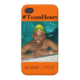Team Henry iPhone 4 Case