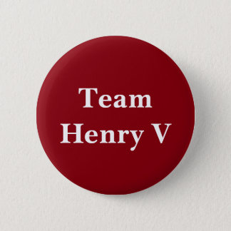 Team Henry V Badge