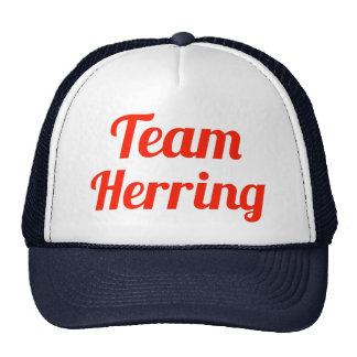 Team Herring Mesh Hat