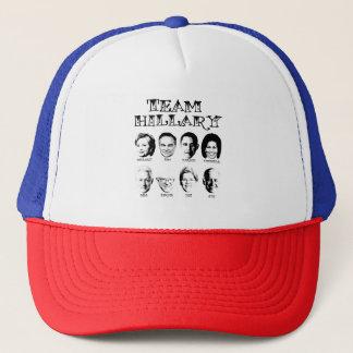 Team Hillary - Hillary Team Trucker Hat
