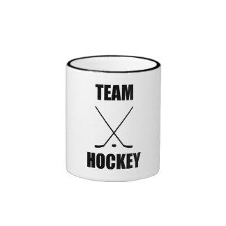 Team Hockey Mug