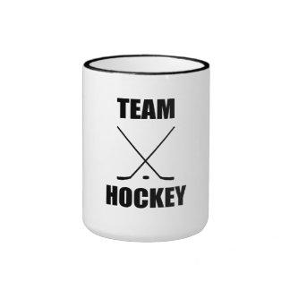 Team Hockey Mugs