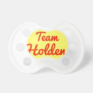 Team Holden Pacifiers