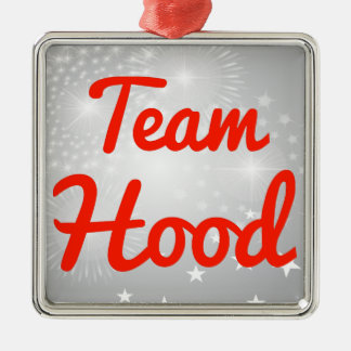 Team Hood Christmas Ornament