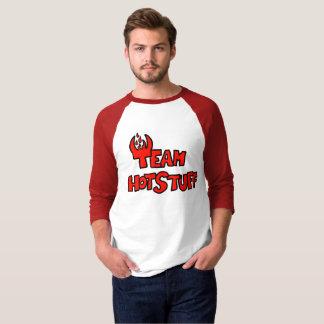 Team Hot Stuff Logo Shirt by @pancake4table