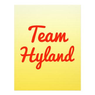 Team Hyland Flyers