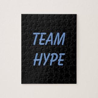 Team hype puzzle