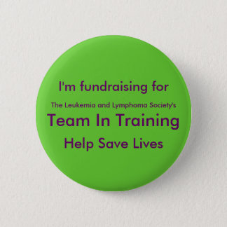 Team In Training Button 2