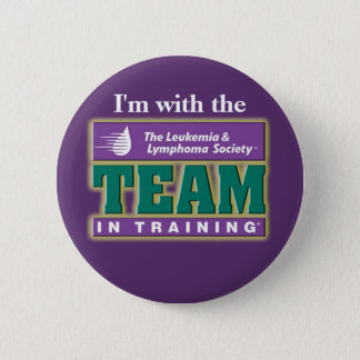 Team In Training Button 5