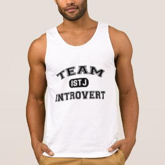 Team Introvert: ISTJ Inspector Shirts