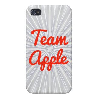Team  iPhone 4 cover