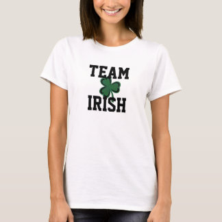 Team Irish/Fight Anyone Quote Tee