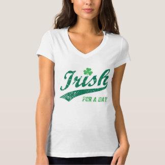 Team Irish For a Day T-Shirt