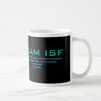 Team ISF Tiger Mug