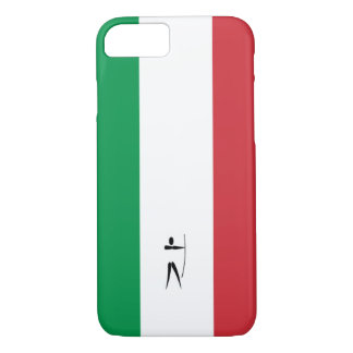 Team Italy Archery iPhone 8/7 Case