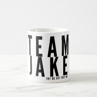 Team Jake Block Design Mug