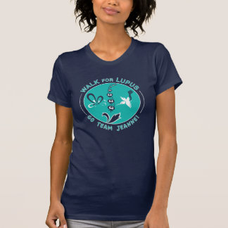 """Team Jeanne"" Lupus Walk T-Shirt"
