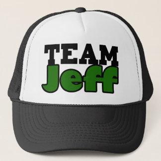 Team Jeff Cap