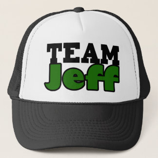 Team Jeff Trucker Hat