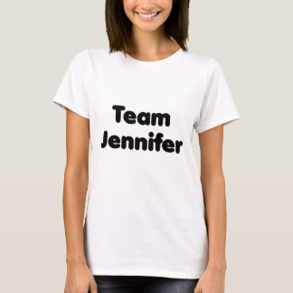 Team Jennifer T-Shirt