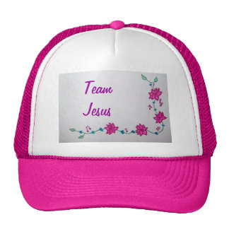 Team Jesus Hat