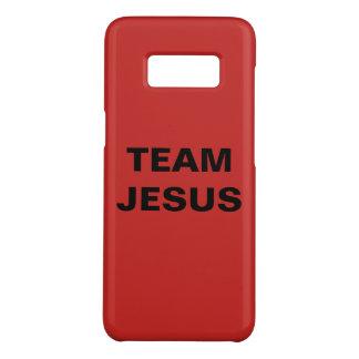 """""""Team Jesus"""" Samsung Galaxy S8 Case"""