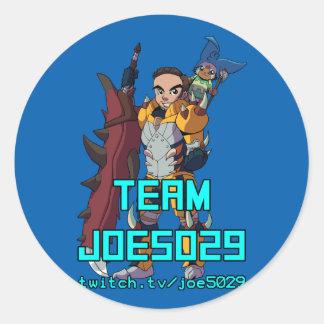 team Joe Sticker