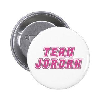 Team Jordan 6 Cm Round Badge