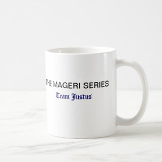 Team Justus: Charmer Coffee Mug