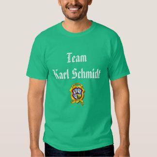 Team Karl Schmidt t-shirt