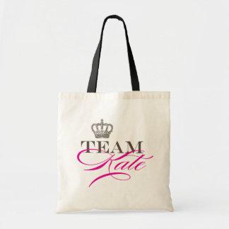 Team Kate | The Royal Wedding Tote Bag