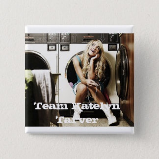Team Katelyn Tarver 15 Cm Square Badge