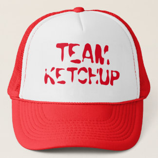 Team Ketchup Trucker Hat