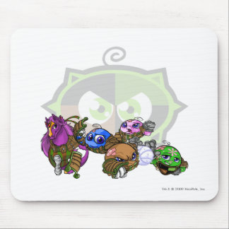 Team Kiko Lake Group Mouse Pad