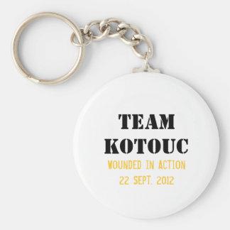 Team Kotouc Keychain