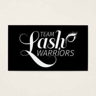 Team Lash Warriors Cards