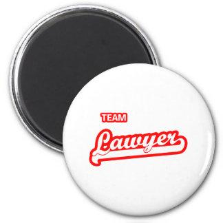 Team Lawyer Magnet
