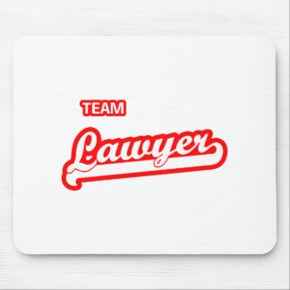 Team Lawyer Mouse Pad