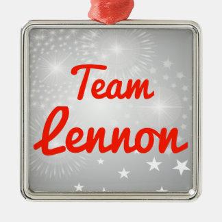 Team Lennon Ornament