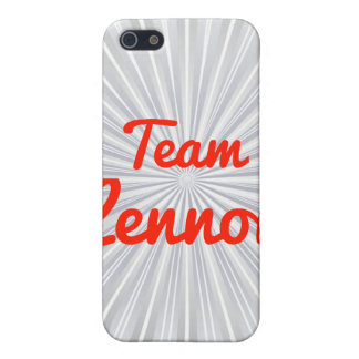 Team Lennon iPhone 5 Case
