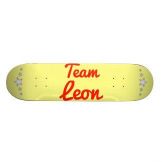 Team Leon Skate Board Decks