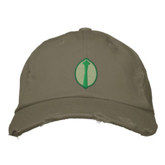 Team Lime Gear Embroidered Hat