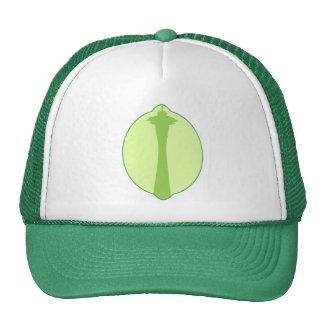 Team Lime Trucker Cap