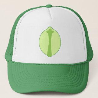 Team Lime Trucker Trucker Hat